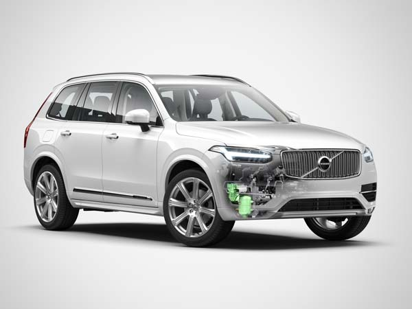 Already New Volvo XC90 Gets Update