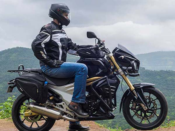 Mahindra Launches Special Edition Motorcycle For Festive Season