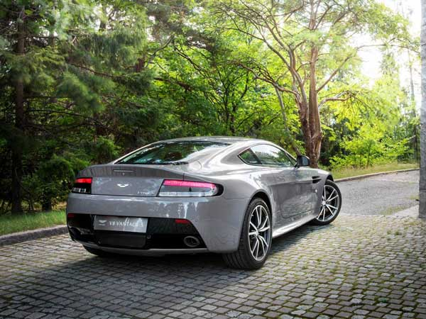 V8 Vantage S Swedish Forest Edition By Aston Martin Q