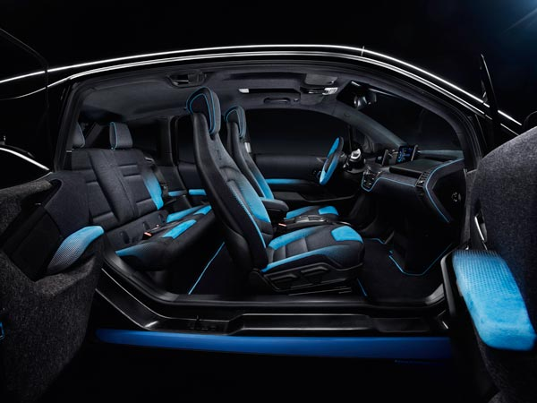 BMW i And Garage Italia Customs Form To CrossFade The i3 And i8