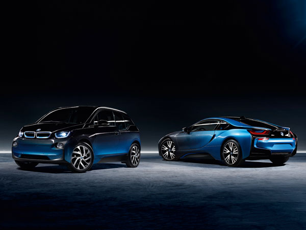 Bmw i and garage italia customs collaborate to bring i3 for Garage bmw a paris