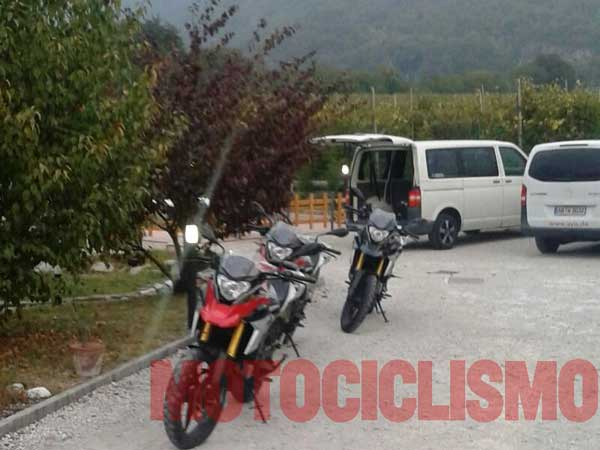 BMW F 310 GS Adventure Spied Ahead Of EICMA Debut