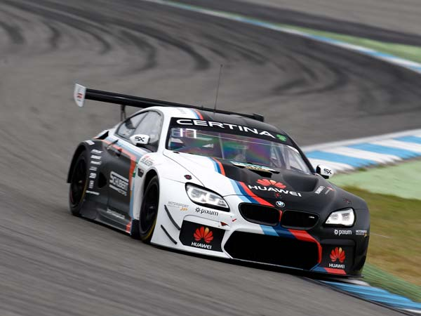 ADAC GT Masters — BMW M6 GT3's Debut Season Concluded At Hockenheim