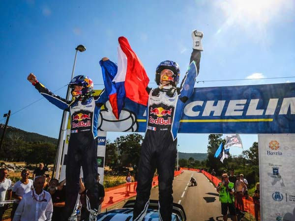 World Rally Championship — Sebastien Ogier Inches Closer Towards Fourth Title