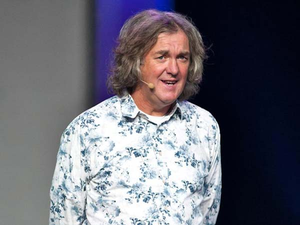 James May Lends His Voice For GPS Navigation