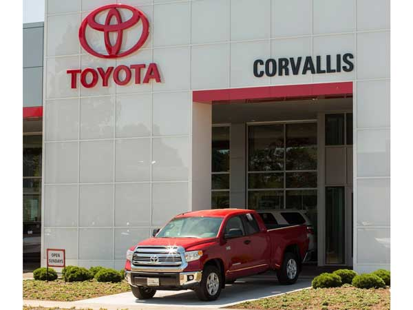 Toyota Of Corvallis To Be World's First Net Zero Energy