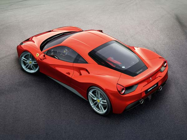 Five Turbocharged Ferrari Cars Before GTC4 Lusso T