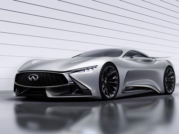 Is Infiniti Planning A High Performance Model?