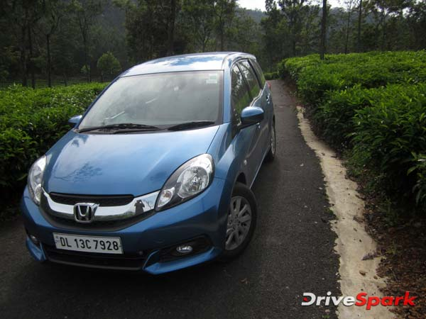 Is It The End Of The Line For The Honda Mobilio In India?