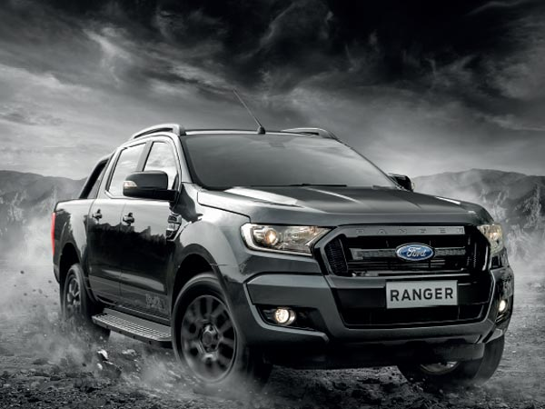 special edition ford ranger fx4 pickup revealed for philippines drivespark news. Black Bedroom Furniture Sets. Home Design Ideas