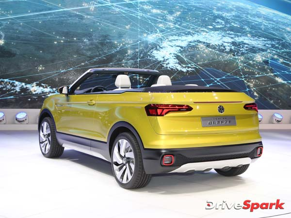 Volkswagen To Localise Compact SUV For India — VW Executive