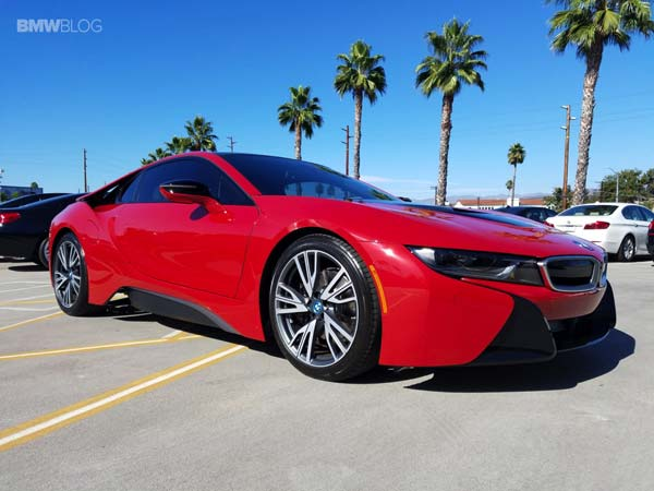 The BMW I8 Protonic Red Edition Is Now Available U2014 Hereu0027s More!