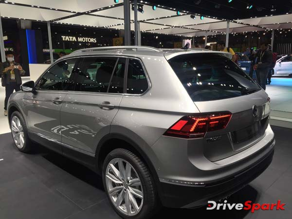 Volkswagen Imports Tiguan SUV To Ratify For Indian Market