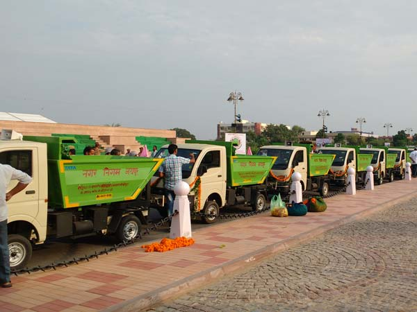 Tata Ace Hopper Tipper Is Most Wanted For Jaipur Nagar Nigam