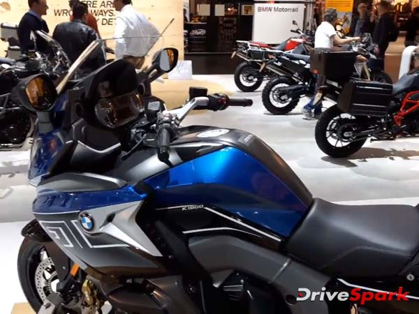 2016 Intermot Motorcycle Show: Updated BMW K 1600 GT Unveiled
