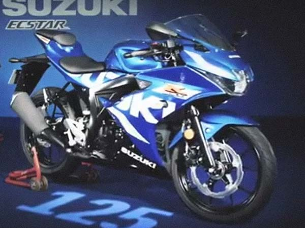 2016 Intermot Motorcycle Show: Suzuki Reveals The GSX-R125