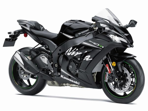 2016 Intermot Motorcycle Show: Kawasaki Reveals Limited Edition ZX-10RR