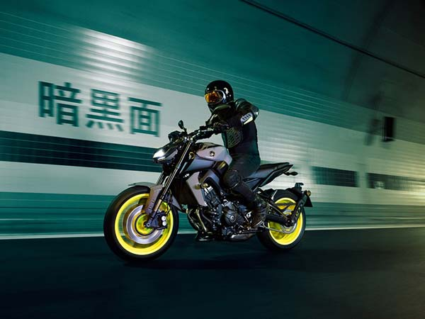 2016 Intermot Motorcycle Show: Yamaha Reveals Updated 2017 MT-09
