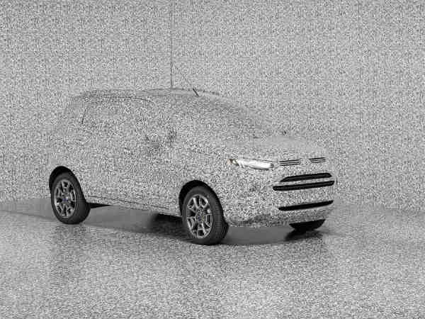 Ford's New Car Camouflage Will Confuse You And Cameras