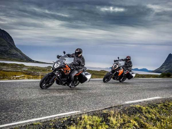 2016 Intermot Motorcycle Show: KTM Launches New 1090 Adventure And 1090 Adventure R