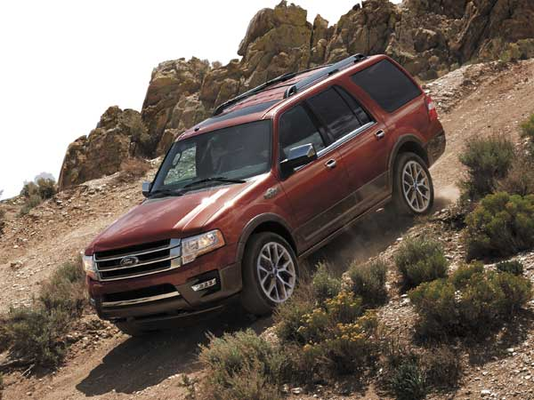 2018 Ford Expedition To Get Aluminium Body