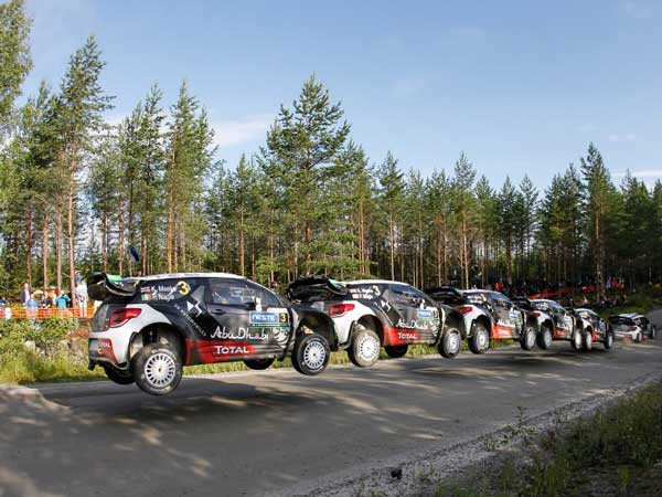 World Rally Championship — Citroen Reveals 2017 Driver Lineup