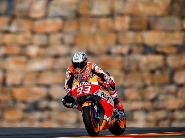 Marquez Could Be Declared 2016 Champion At Japan