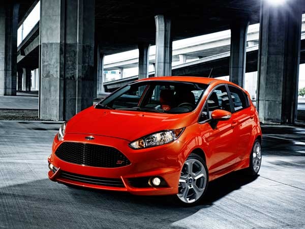 Next-Gen Ford Fiesta ST To Be Equipped With New 1-Litre Engine