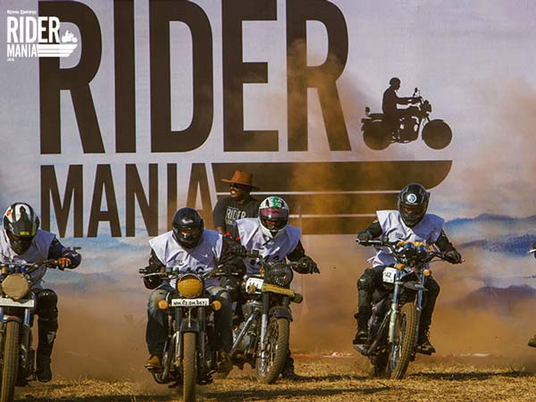 2016 Royal Enfield Rider Mania Edition Scheduled For November
