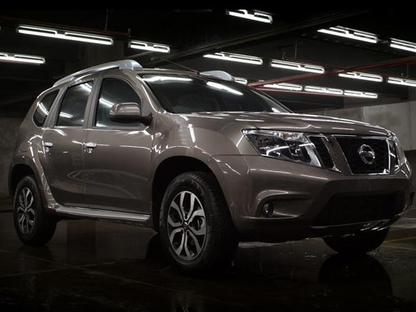 Nissan Teases Terrano Automatic On Twitter