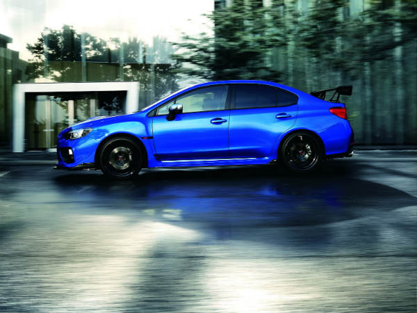 Subaru's New STI WRX S4 tS Comes With Better Handling And Aggressive Looks