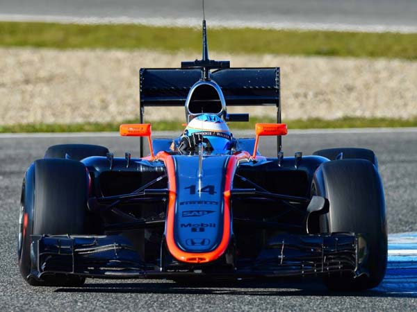 Fernando Alonso To Race Honda's latest Formula One Engine In Japanese GP
