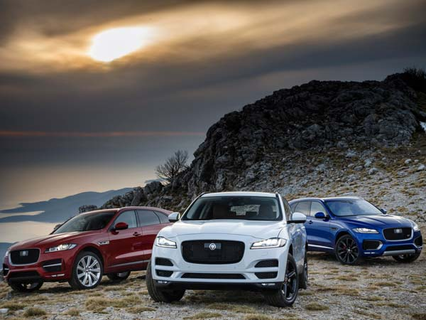 Jaguar F-Pace India Launch Slated For October 20th