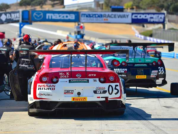 NISMO Geared Up For Pirelli World Challenge, Super GT and Australian Supercars This Weekend