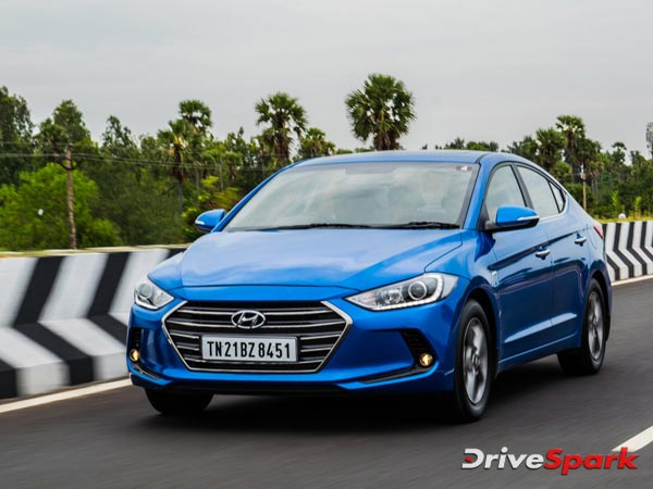 Hyundai India Record 1,100 Bookings For Elantra