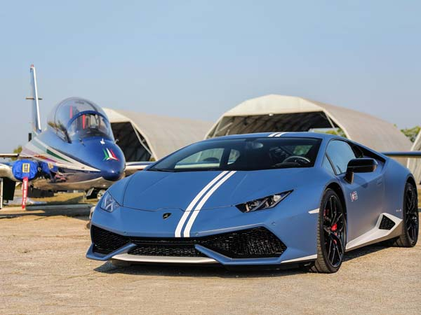 'Passioni Tricolori' Celebrated In True Italian Style With Lamborghini And Ducati