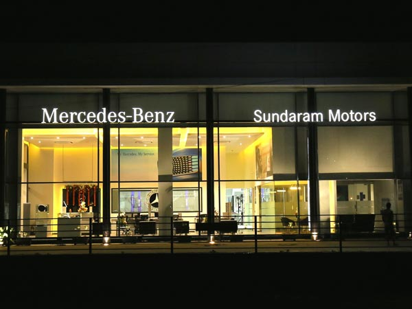 Mercedes-Benz Inaugurates Workshop In Mangalore