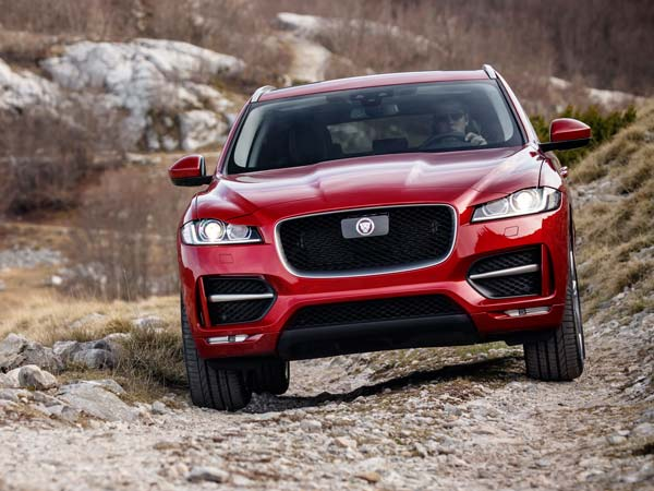 Jaguar India Announced Variant Pricing For F-Pace