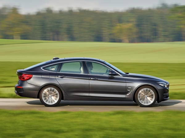 New BMW 3 Series GT India Launch On October 19