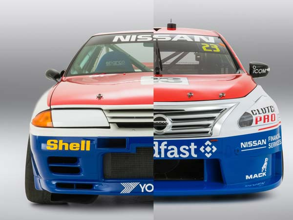 Nissan celebrates 25 years since first Historic Bathurst win