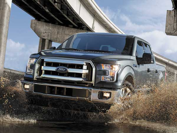 Ford Teases Heavily Modified F-150's For SEMA 2016