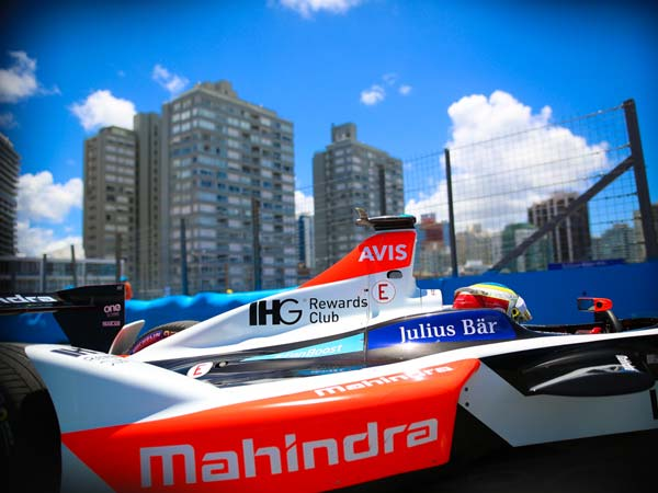 Spaceships Are The Future Of Formula E — Anand Mahindra
