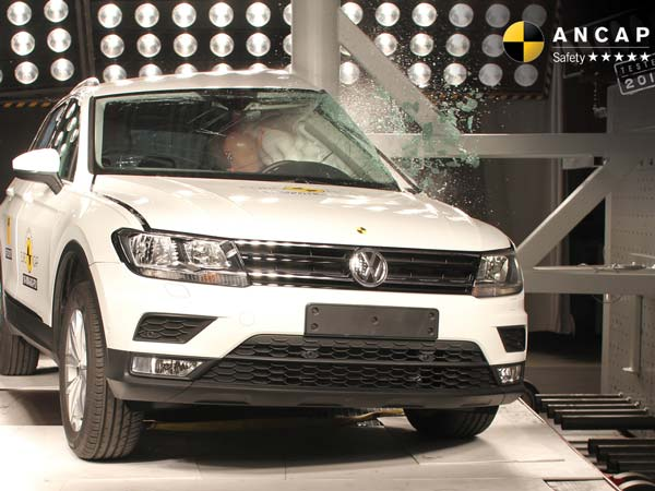 VW Tiguan, BMW X1 And Jeep Renegade Receive ANCAP Ratings For Safety