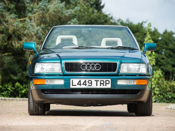 Audi 80 Once Owned By Princess Diana Set To Be Auctioned Off