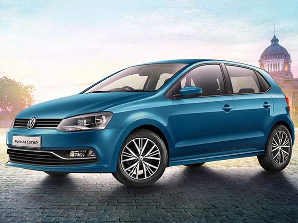 VW India Reveals Polo ALLSTAR Ahead Of Launch
