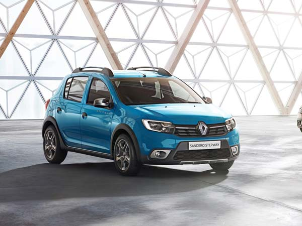 Renault Unveils New Logan And Sandero Models