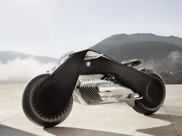 BMW Motorrad Reveals Vision Next 100 Concept Motorcycle