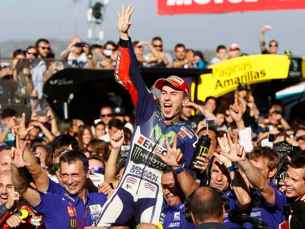 Jorge Lorenzo Aims Victory In Japan