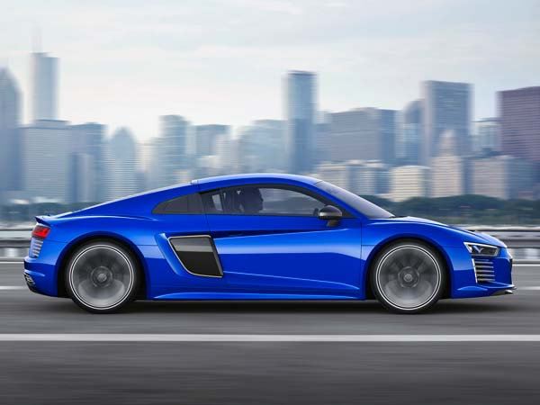 Audi Pulls The Plug On The R8 e-tron, The Company's Only All Electric Sports Car
