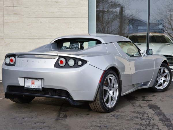 Are You Ready To Spend $1 Million For A Tesla Roadster Prototype?